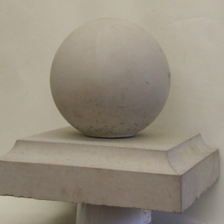 flat cap and ball